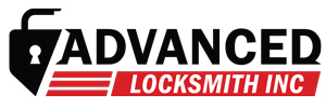 Advanced Locksmith's Logo